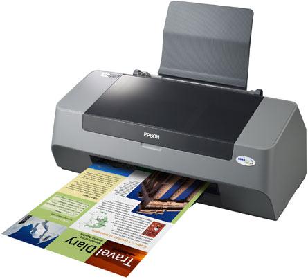 digunakan untuk mencetak data/informasi dari komputer dengan kertas